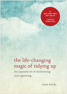 Life-Changing Magic of Tidying Up book cover